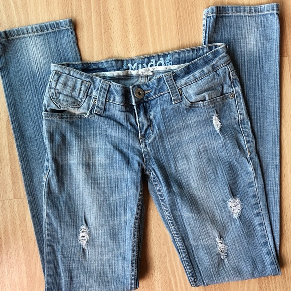Mudd Denim - Mudd ripped vintage inspired skinny jeans